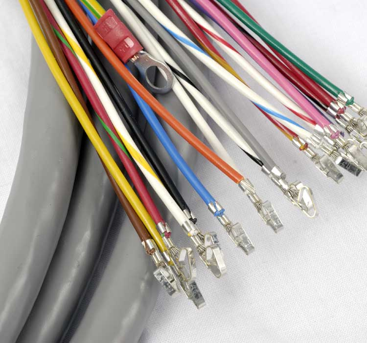 Industrial Cable Preparation