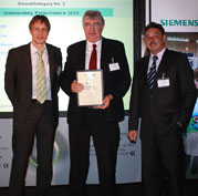 CCS Electronics and Siemens Award