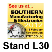 CCS Electronics to exhibit at Southern Manufacturing 2012